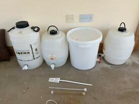 Home Brew Kit (USED ONCE)