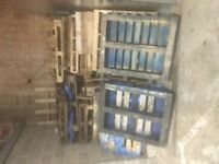 pallets for sale £0.50 scrap pallet wood for free