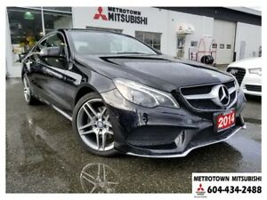 2014 Mercedes-Benz E-Class E350 4MATIC; Local & No accidents!