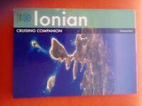 Ionian cruising companion sailing book.
