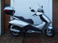 ** Honda Pantheon 125cc Scooter **