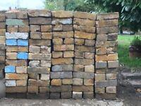 Yellow Stock London Bricks - excellent quality Reclaimed 700 Bricks