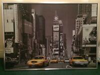 IKEA New York taxi canvas