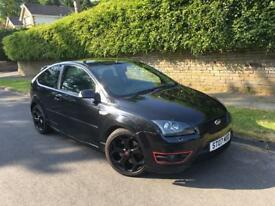 FORD FOCUS ST 2.5 TURBO HPI CLEAR 12 MONTH MOT PRIVATE PLATE INCLUDED