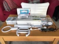 Incredible Wii deal with accessories and 11 games.