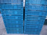 Moving Boxes, Moving House, Storage Boxes - 400 x 300 mm - matching shade of blue