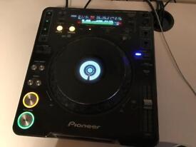 Pioneer CDJ 1000 MK3 Single Unit DJ Deck