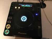 Pioneer CDJ 1000 MK3 Single Unit DJ Deck