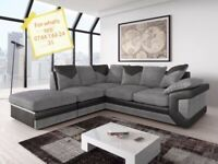 COMFY SUITE BRAND NEW DINO SOFA In CORNER / 3+2 / SWIVEL CHAIR / FOOTSTOOL