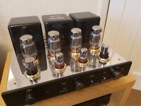 Icon Audio Stereo 60Mk2 Valve Amplifier KT88