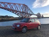 Nissan Micra***Only 19,000 Miles!***1.3 16V Inspiration 3dr Hatch..One year MOT..2 Owners..Cheap Car