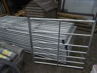 Galvanised gate 4ft long