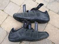 Specialised cycling shoes