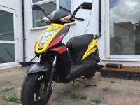 Kymco Agility Rs 50cc 4 Stroke Scooter/Moped