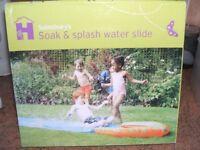 Water Slide Brand New in Box