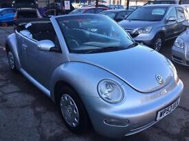 Volkswagen Beetle 1.4 Luna 2dr EXCELLENT CONDITION