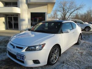 2011 Scion tC Panoramic and Leather