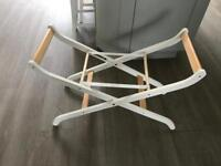 Mother care Moses basket stand