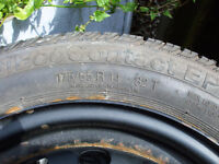 TYRE AND WHEEL 175/65 R 14