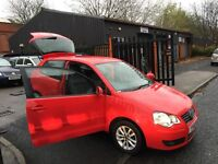 £1650 Volkswagen Polo 1.2 S 67 500 miles!! Brilliant Drive with AUX