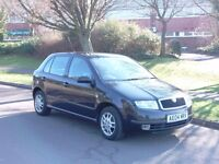 Skoda Fabia 1.4 16v Comfort 5dr,,,,,,,,,,£895 p/x to clear