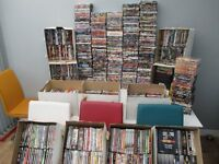 Large collection of DVD's (432) private collection