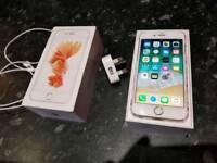 Iphone 6s rose golg 16gb .unlocked