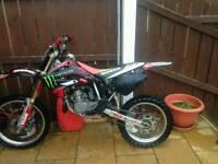 Honda cr85