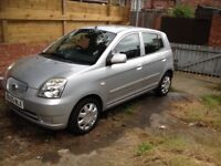 KIA PICANTO FOR SALE! EXCELLENT FIRST CAR!