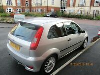 Ford Fiesta S, 2005 , Silver private sale in excellent condition