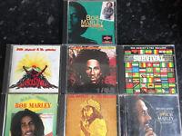 Bob Marley CDS - various X 7
