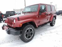 2012 Jeep WRANGLER UNLIMITED SAHARA,ÉDITION ALTITUDE, SEULEMENT