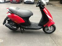 Piaggio Fly 50cc 2007 moped Scooter not gilera Vespa Honda yamaha
