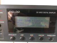 EMU ESI32 / SCSI / S/PDIF / 32MB / fully loaded