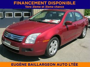 2007 Ford Fusion SE AWD, TOIT OUVRANT, 6 CYL. 3.0L