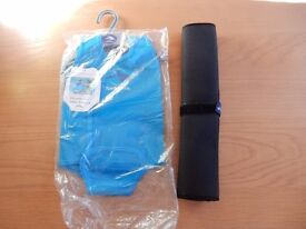 Babywet Suit Konfidence 6-12 months (7-12 kg) and Konfidence baby changing mat - new