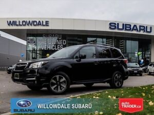2018 Subaru Forester 2.5i Touring No Accidents Backup Camera