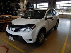 2013 Toyota RAV4 LE FWD Fuel savings