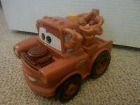 Cars 2: Tow Mater with sound