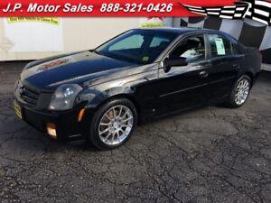 2007 Cadillac CTS Auto, Leather, Heated Seats,