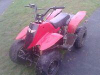 Automatic 150cc quad