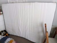 KING size IKEA Morgedal mattress