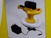 """10"""" cordless Cosmo buffer polisher - ideal for car, boat etc"""