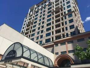 Furnished 2 Bedroom Condo in Downtown Edmonton - Parking Stall!