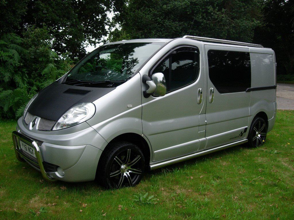 renault trafic sl27 dci 115 sport camper van 2012 in blackfield hampshire gumtree. Black Bedroom Furniture Sets. Home Design Ideas