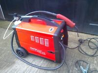 Might Welder ,Clarke 135T turbo, only used twice...perfect condition