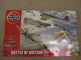 Airfix 1:72 Battle of Britain.