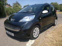 PEUGEOT 107 1.0 2011 ONLY 49,000 MILES