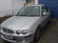 Rover 25 for spares or repair