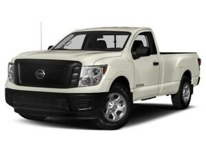 2017 Nissan Titan Single CAB S -